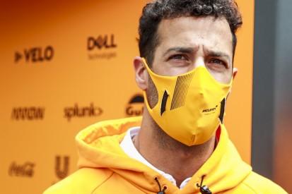 "Daniel Ricciardo: Warum er im McLaren-Simulator einen ""Schritt zurück"" machte"