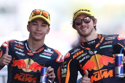 Moto2 Sachsenring FT2: Ajo-Duo an der Spitze - Schrötter in den Top 10
