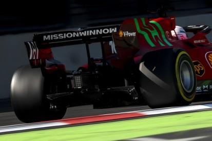 Ferrari: Kein Mission-Winnow-Logo mehr bei Rennen in der EU