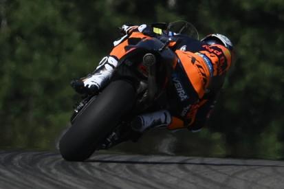 KTM-Bestzeit am Freitag: Neues Chassis laut Oliveira nicht der Gamechanger