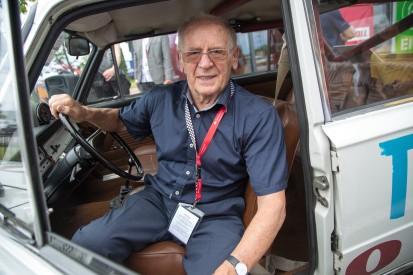 Ältester WRC-Pilot aller Zeiten: Mit 91 Jahren zur Safari-Rallye