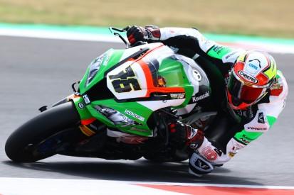 WSBK 2021: Kawasaki-Team löst Fahrervertrag nach drei Events auf
