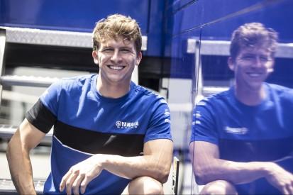 In einer Box mit Valentino Rossi: Garrett Gerloff fiebert Assen-Einsatz entgegen