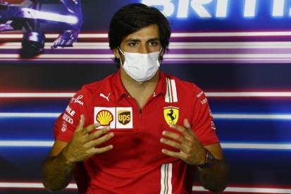 Carlos Sainz: In den ersten Runden denke ich nicht an Sonntag