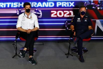 Darf Hamilton so jubeln? Krieg der Worte zwischen Red Bull & Mercedes!