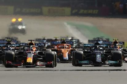 Sprintqualifying: Warum Hamilton von Verstappen überholt wurde