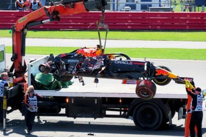 Silverstone-Crash hat Nachspiel: Red Bull stellt Antrag auf Überprüfung