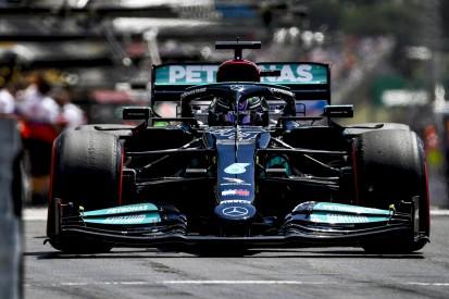 F1-Qualifying Ungarn 2021: Hamilton auf Pole, Verstappen chancenlos!