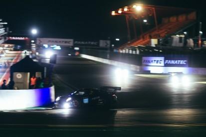 24h Spa: FCY um Mitternacht wirft viele Autos aus Führungsrunde