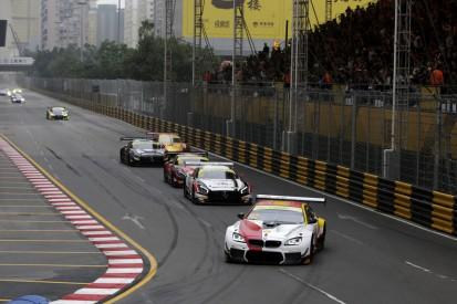 GT-Weltcup und Formel-3-Grand-Prix von Macau erneut abgesagt