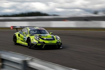 DTM-Training Nürburgring: Ammermüller bei starker Porsche-Premiere Zweiter