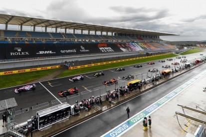 Formel-1-Kalender 2021 geändert: 22 Rennen geplant, Türkei bleibt