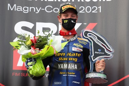 Supersport-WM in Magny-Cours: Aegerter zeigt weltmeisterliche Vorstellung