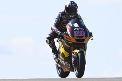 Moto2-Qualifying Aragon: Sam Lowes vor Ajo-Duo auf Pole - Schrötter P15
