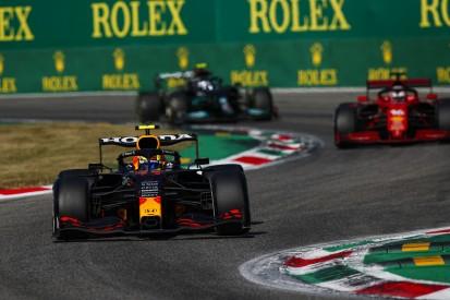 """Masi widerspricht Red-Bull-Darstellung nach Perez-Strafe: """"Stimmt nicht"""""""