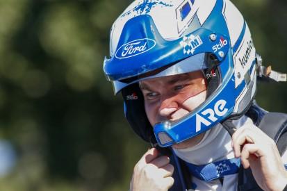 WRC: Der Abschied von Teemu Suninen aus der Sicht des M-Sport-Teams