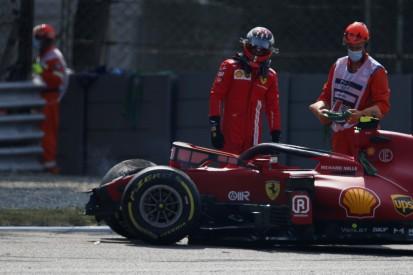 Sainz-Crash in Monza: FIA untersucht Elastizität der Sicherheitsgurte