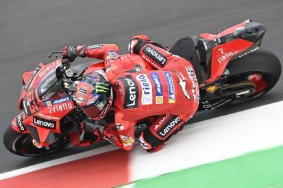 MotoGP Misano FT3: Bagnaia knapp vor Quartararo - Marquez nach Sturz in Q1