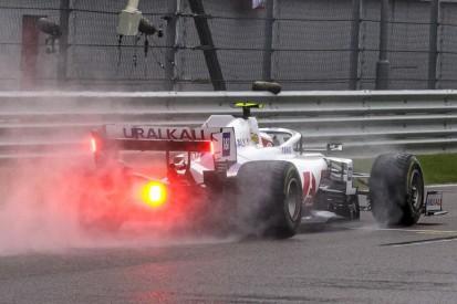 Mick Schumacher: Im Regen vier Sekunden vor Masepin