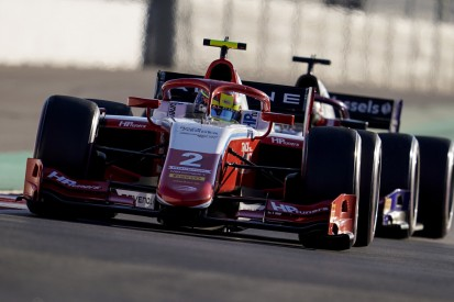 Formel 2 Sotschi 2021: Piastri baut mit Sieg Meisterschaftsführung aus