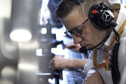 Boxenfunk: So hat Mercedes McLaren wie Amateure aussehen lassen