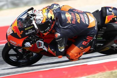 Moto3-Qualifying in Austin: Jaume Masia entreißt Dennis Foggia die Poleposition