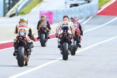 MotoGP-Liveticker: Der Renntag in Austin: Die Warm-ups aller Klassen