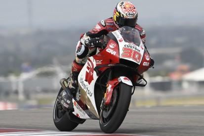 MotoGP Warm-up Austin: Honda-Doppelspitze Nakagami vor Marquez