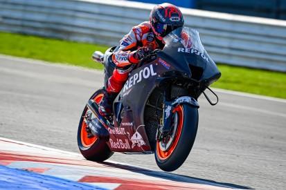 """""""Größter Schritt seit ich Honda fahre"""": Marquez lobt Prototypen für 2022"""