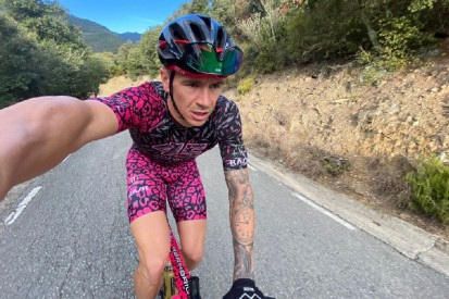 """""""Habe darüber nachgedacht"""" - Wechsel zum Radsport reizte Scott Redding"""
