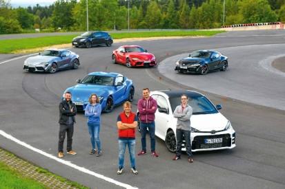 Toyota-Leseraktion: Jetzt beginnt die Renn-Action!