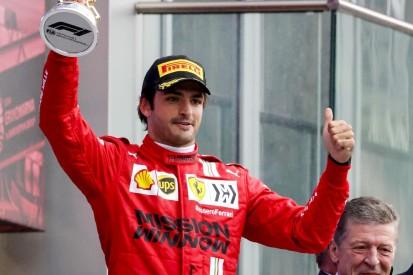 Carlos Sainz exklusiv: Wie sich sein Leben als Ferrari-Fahrer verändert hat