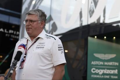 Aston Martin schließt IndyCar-Programm aus, zumindest vorerst ...