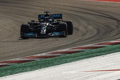F1 USA/Austin 2021: Mercedes dominiert beim Trainingsauftakt