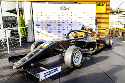 ADAC präsentiert neues Formel-4-Auto für den Einsatz ab 2022
