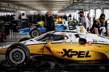 IndyCar 2022: Penske rüstet von vier auf drei Autos zurück