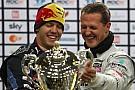 Ecclestone Schumi'yi Vettel'le yan yana görmek istiyor