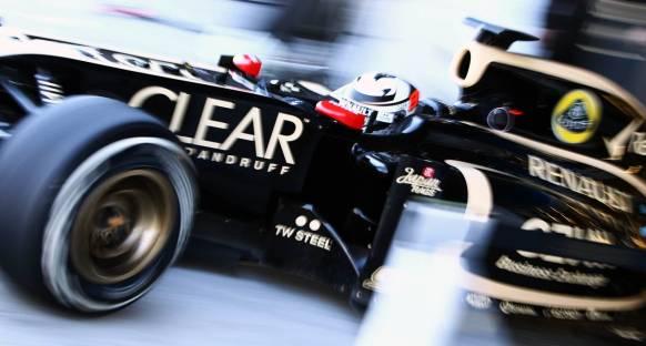 Lotus E20 şu ana kadar 2012'nin en etkileyici aracı