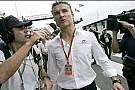Coulthard: Mark performansını yeniden keşfetmeli