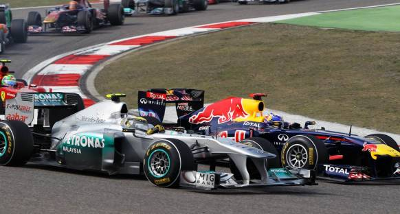 Rosberg: RBR'nin üstünlüğü devam eder