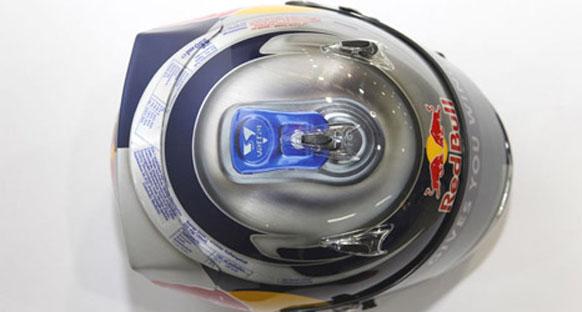 Vettel kask tasarımını değiştirme alışkanlığını savundu