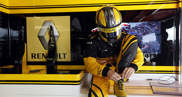 Renault-Kubica ilişkileri sıfır noktasında