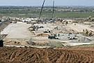 Austin'de pist inşaatı yeniden başladı