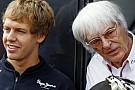 Ecclestone: Seb halkın şampiyonu