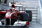 Ferrari lastikler ve motor haritalamaya yoğunlaştı
