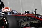Japonya Grand Prix Cuma 1. antrenmanları - Button en hızlı isim