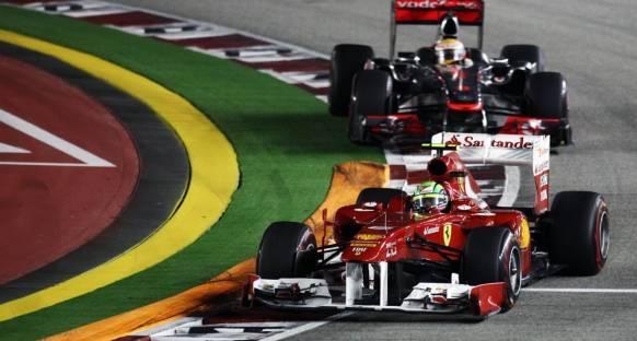 Massa'ya 'Hamilton'ın yarışını mahvet' denmiş!