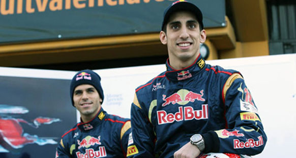 Toro Rosso'nun 2012 pilotları meçhul