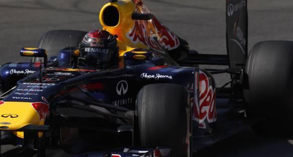 İtalya Grand Prix 2011 Cuma 2. antrenmanlar - Vettel zirvede