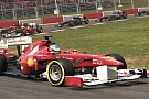 F1 2011 CO-OP Şampiyona Modu